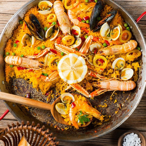 Spanish Paella (Serves 6)