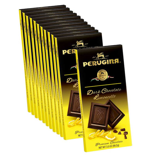 Perugina Dark Limoncello Bar, 99.2 Gram (Pack of 12)
