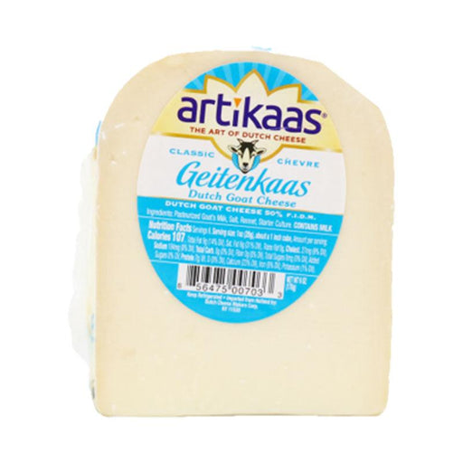 Arikaas Dutch Goat Cheese, 6 oz. (170g)