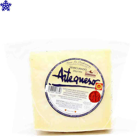 Spanish Artisan Manchego D.O.P. by Artequeso 8.8 oz