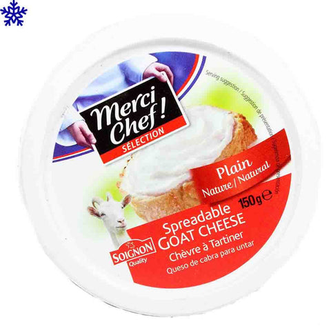 French Goat Cheese Spread by Merci Chef 5.3 oz