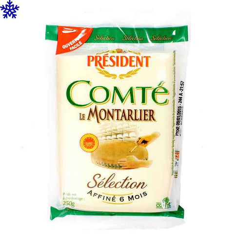 Comte Cheese by President 8.8 oz
