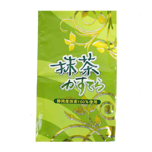 Handcrafted Matcha Green Tea Castella Pound Cake From Japan, 7 oz (200g)