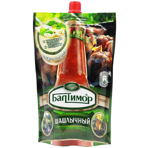 Russian BBQ Ketchup by Baltimor 11.6 oz