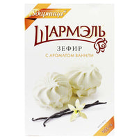 Traditional Zefir Russian Marshmallow by Charmelle 9 oz