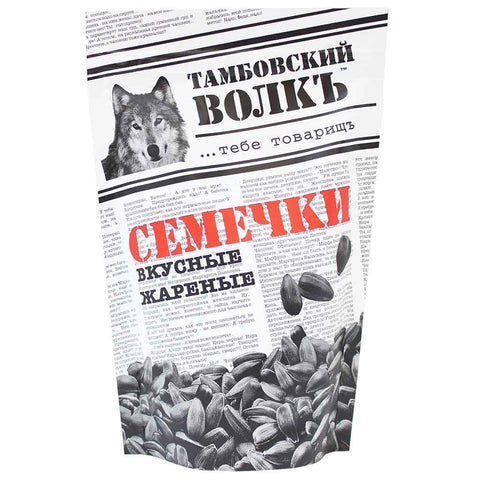 Tambov Wolf Sunflower Seeds 8.1 oz. (230 g)