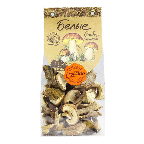 Cedar Forest Dried Porcini Mushrooms 1.5 oz. (45 g)