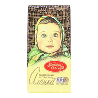 Alyonka Milk Chocolate 3.5 oz. (100 g)