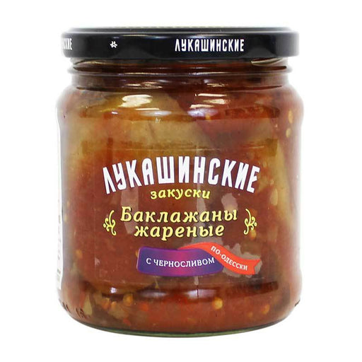 Fried Eggplant with Prunes by Lukashinske, 17.6 oz (500 g)