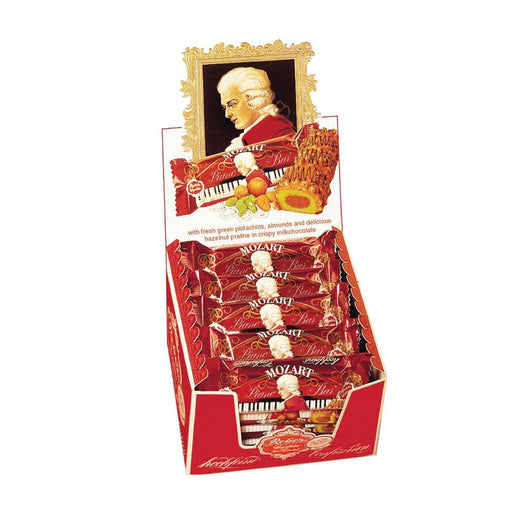 Reber Mozart Piano Bar, 20 x 1.6 oz (45 g)