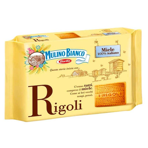 Rigoli Cookies by Mulino Bianco, 14 oz