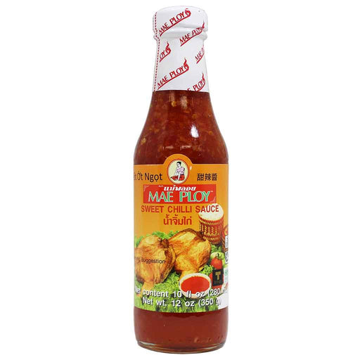 Mae Ploy Sweet Chilli Sauce 12 oz