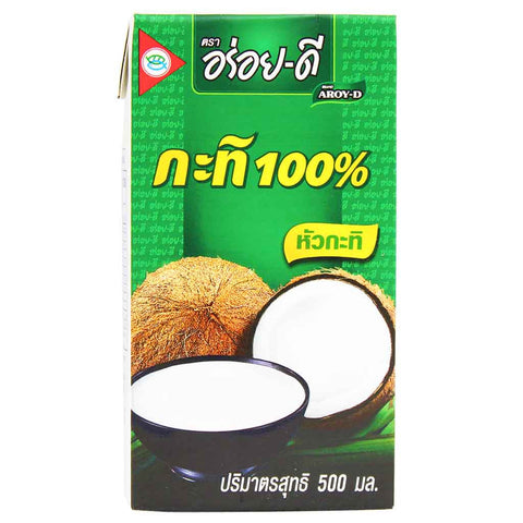 Aroy-D Coconut Milk 16.9 fl oz