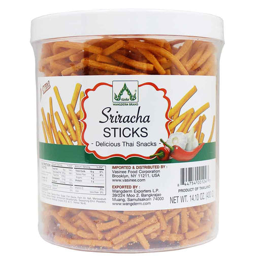 Wangderm Sriracha Sticks 14.1 oz