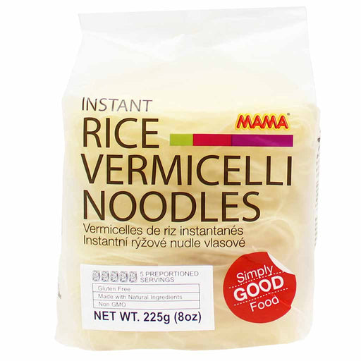 Mama Instant Rice Vermicelli Noodles 8 oz. (225 g)