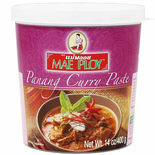 Mae Ploy Panang Curry Paste 14 oz. (400g)