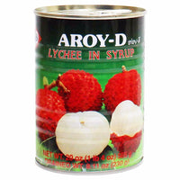 Aroy-D Lychee in Syrup 20 oz. (565g)