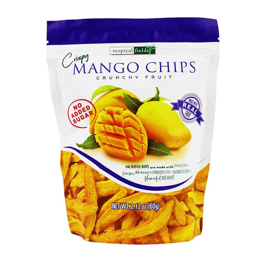Tropical Fields - Mango Chips, 2.1 oz.
