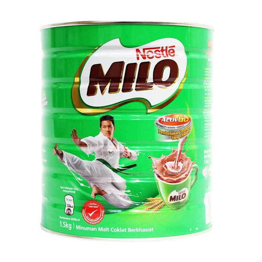 Milo Malted Chocolate Drink Powder from Nestle, 53 oz 1.5 kg