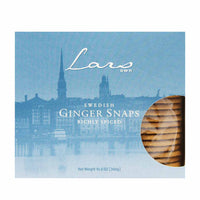 Swedish Ginger Snaps by Lars 10.6 oz