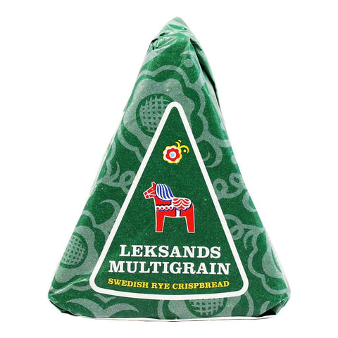 Swedish Multigrain Rye Crispbread by Leksands 6.7 oz (190g)