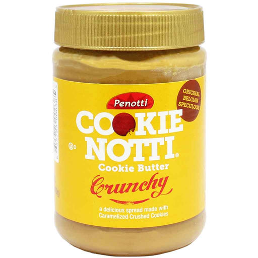 Penotti Cookie Notti Cookie Butter Crunchy 14.1 oz. (400 g)