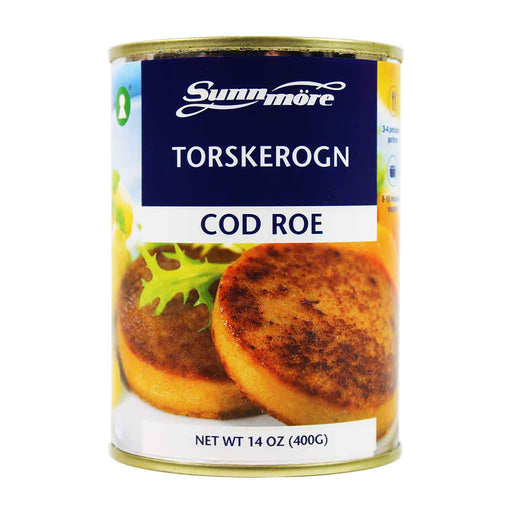 Sunnmore Pressed Cod Roe 14 oz, 400g