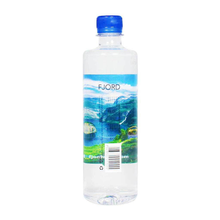 Fjord - Norwegian Mineral Water, 17 oz.