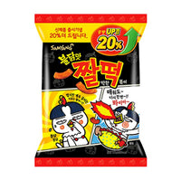 Samyang Zzaldduk Spicy Korean Snack 4.2 oz. (120g)