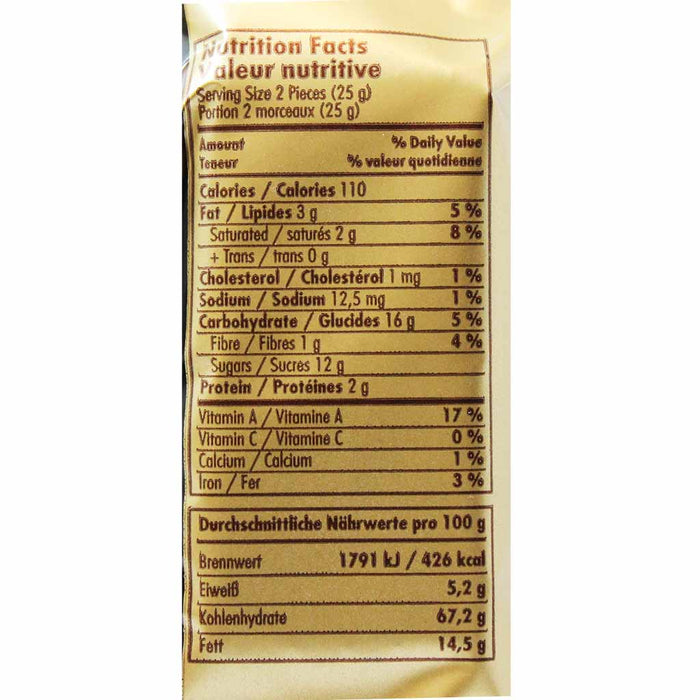 Schlunder Persipan Gingerbread Dominosteine, 4.4 oz (125 g)