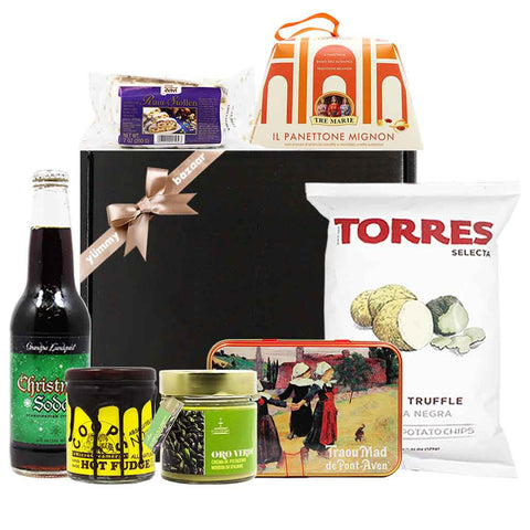 Full Experience Monthly Gourmet - 12-Month Gift Subscription (with Gift Wrapping)
