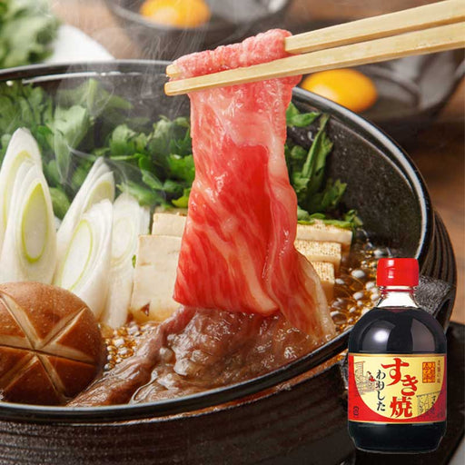Sukiyaki Warishita Sauce from Japan, 10 fl oz (300 ml)