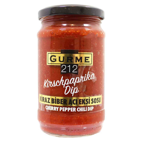Gurme 212 Cherry Pepper Chili Dip 10.9 oz. (310 g)