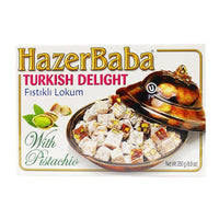 Hazer Baba Ð Turkish Delights with Pistachio, 8.8oz (250g)