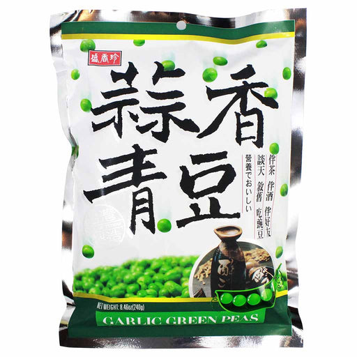 Garlic Green Peas by Triko 8.46 oz