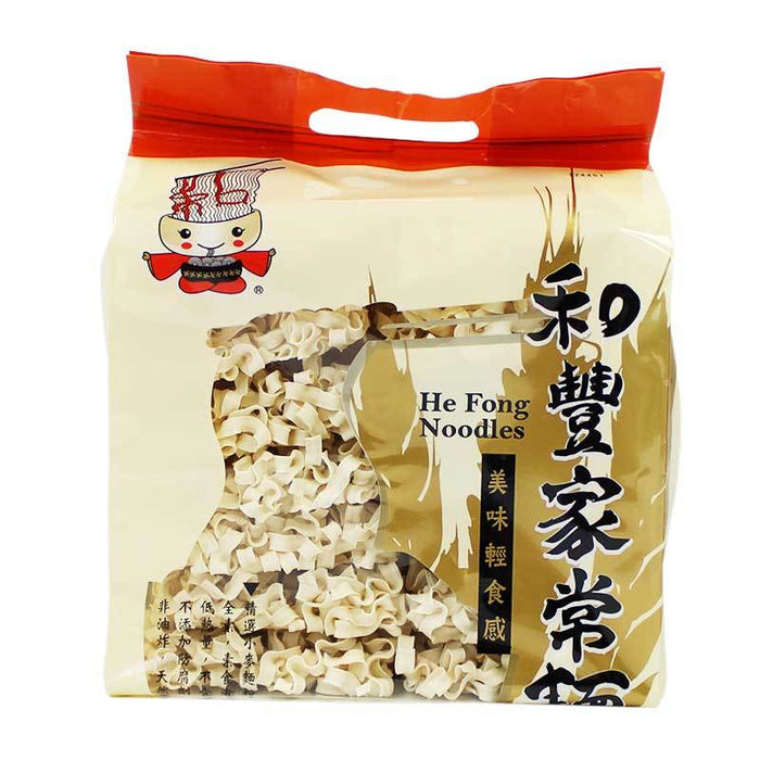 Knife-Cut Noodles Dao Xiao Mian by He Fong Noodles, 42.33 oz (1200g)