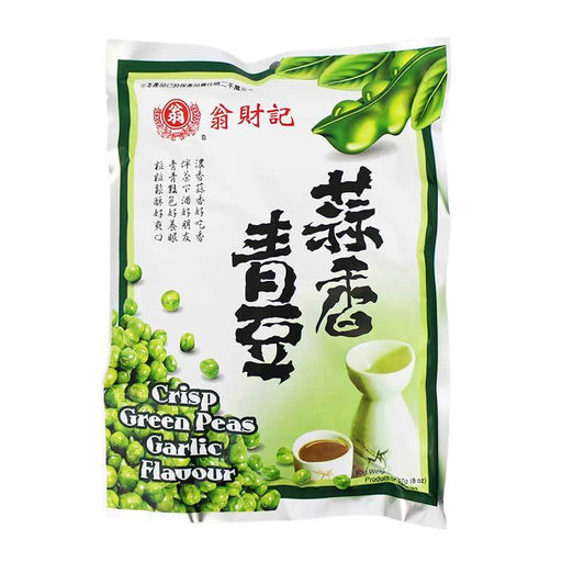 Garlic Green Peas by Wong Chai Chi, 8 oz (227g)