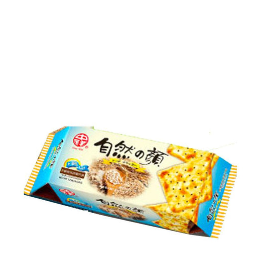 Multigrain Taiwanese Soda Crackers, 4.23 oz (120 g)