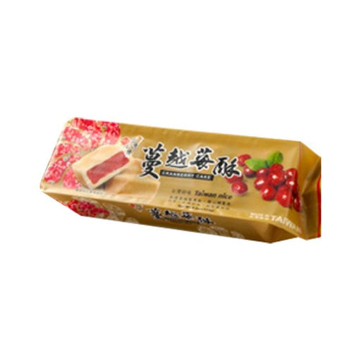 Taiwanese Pineapple Cake, Cranberry, 6.2 oz. (175g)