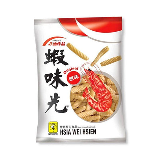 Taiwanese Shrimp Chips by Hsia Wei Hsein, 2.1 oz. (60g)