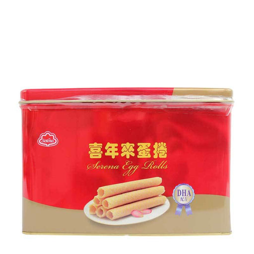 Taiwanese Wafer Egg Roll Cookie, The Best Selection, 18 oz. (512g)