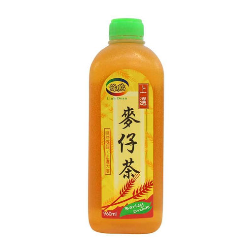 Taiwanese Barley Tea Drink, 32.5 oz. (960ml)
