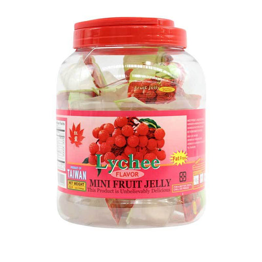 Lychee Jelly Cups Coconut Jelly Delicious and Juicy, 52.9 oz. (1.5kg)