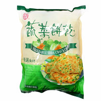 Traditional Taiwanese Scallion Soda Crackers 12.7 oz