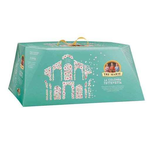 Tre Marie Colomba Cake without Candied Fruit 2.47 lbs. (1.12 kg)