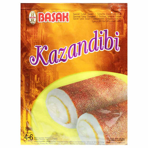 Basak Turkish Burned Milk Pudding Kazandibi Mix 5.3 oz