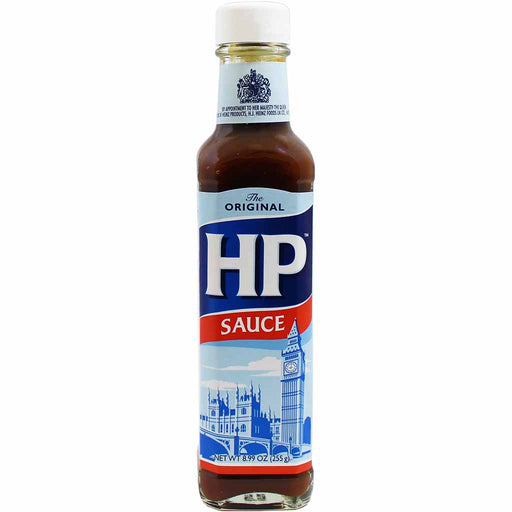 HP Original Brown Sauce, 8.9 oz (255 g)