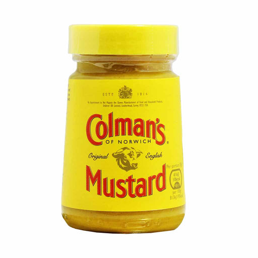 Coleman's Original English Mustard 3.5 oz. (100g)