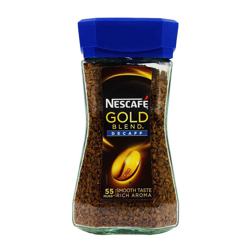 Nescafe - Decaf Gold Instant Coffee 3.5 oz.