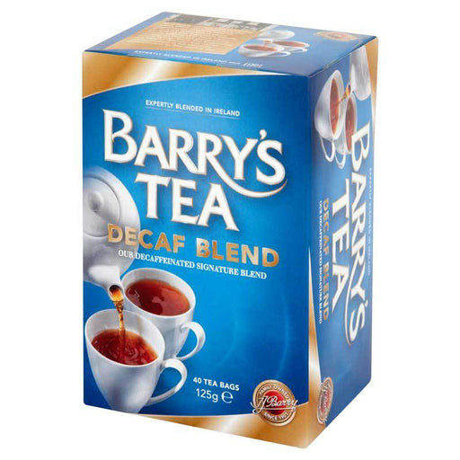 Barry's Decaf Blend Tea, 40 bags, 4.4 0z (125 g)